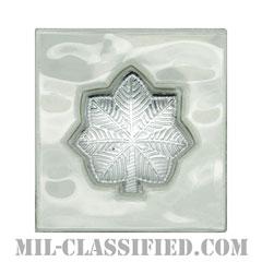 中佐(Lieutenant Colonel (LTC))[ビニールカバー(Plastic Encased)/空軍階級章/パッチ/ペア(2枚1組)]の画像