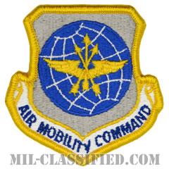 航空機動軍団(Air Mobility Command)[カラー/メロウエッジ/ベルクロ付パッチ]の画像