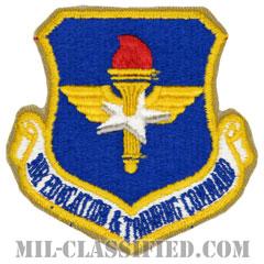 航空教育・訓練軍団(Air Education and Training Command)[カラー/カットエッジ/パッチ]の画像