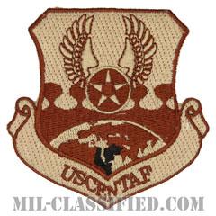 空軍中央コマンド(Central Air Forces Command)[デザート/カットエッジ/パッチ]の画像