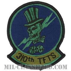 第310戦術戦闘訓練隊(310th Tactical Fighter Training Squadron)[サブデュード/メロウエッジ/パッチ]の画像