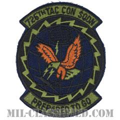 第726戦術統制隊(726th Tactical Control Squadron)[サブデュード/カットエッジ/パッチ]の画像