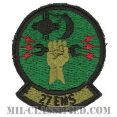 第27設備保全隊(27th Equipment Maintenance Squadron)[サブデュード/カットエッジ/パッチ]の画像