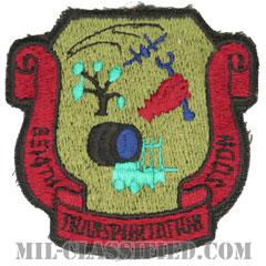 第6514輸送隊(6514th Transportation Squadron)[サブデュード/カットエッジ/パッチ]の画像