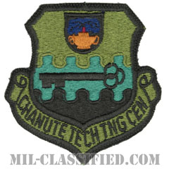 シャヌート技術訓練センター(Chanute Technical Training Center)[サブデュード/カットエッジ/パッチ]の画像