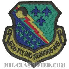 第82飛行訓練航空団(82d Flying Training Wing)[サブデュード/カットエッジ/パッチ]の画像