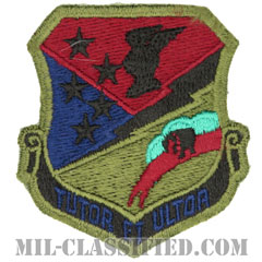 第49戦術戦闘航空団(49th Tactical Fighter Wing)[サブデュード/カットエッジ/パッチ]の画像