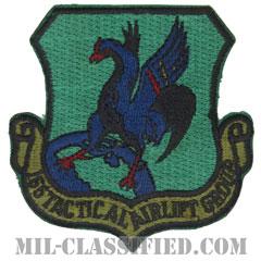 第166戦術空輸群(166th Tactical Airlift Group)[サブデュード/カットエッジ/パッチ]の画像