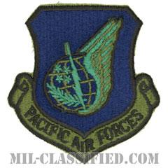 太平洋空軍(Pacific Air Forces)[サブデュード/カットエッジ/パッチ]の画像