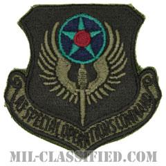 アメリカ空軍特殊作戦コマンド(Air Force Special Operations Command)[サブデュード/カットエッジ/パッチ]の画像