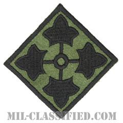 第4歩兵師団(4th Infantry Division)[サブデュード/カットエッジ/パッチ/レプリカ]の画像