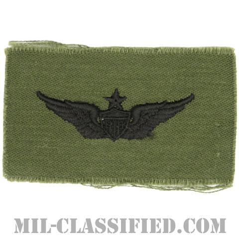 飛行士章 (シニア・パイロット)(Army Aviator (Pilot), Senior)[サブデュード/1960s/コットン100%/パッチ]の画像