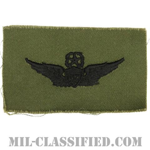 飛行士章 (マスター・パイロット)(Army Aviator (Pilot), Master)[サブデュード/1960s/コットン100%/パッチ]の画像