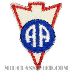 第82空挺師団リコンドースクール(82nd Airborne Recondo School)[カラー/カットエッジ/パッチ]の画像
