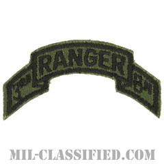第75レンジャー連隊第3大隊(3rd Battalion, 75th Ranger Regiment)[サブデュード/1984-1986/カットエッジ/パッチ]の画像