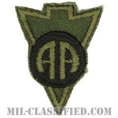 第82空挺師団リコンドースクール(82nd Airborne Recondo School)[サブデュード/カットエッジ/パッチ]の画像