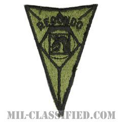 第18空挺軍団リコンドースクール(18th Airborne Corps Recondo School)[サブデュード/カットエッジ/パッチ]の画像