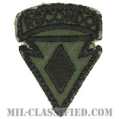 第5歩兵師団リコンドースクール(5th Infantry Division Recondo School)[サブデュード/カットエッジ/パッチ/中古1点物]の画像