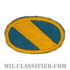 特殊部隊群(Special Forces Group)[カラー/カットエッジエッジ/オーバルパッチ]の画像