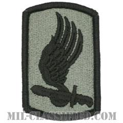 第173空挺旅団(173rd Airborne Brigade)[UCP(ACU)/メロウエッジ/ベルクロ付パッチ]の画像