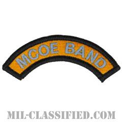 高等機動センター音楽隊タブ(Maneuver Center of Excellence Band Tab)[カラー/メロウエッジ/パッチ]の画像