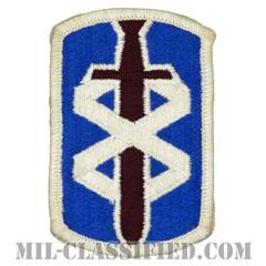第18医療旅団(18th Medical Brigade)[カラー/メロウエッジ/パッチ]の画像