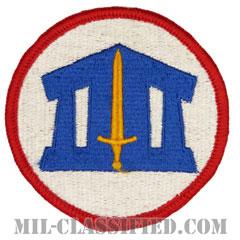 予備役将校訓練課程候補生(Senior ROTC)[カラー/メロウエッジ/パッチ]の画像