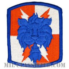 第35通信旅団(35th Signal Brigade)[カラー/メロウエッジ/パッチ]の画像