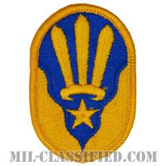 第123予備コマンド(123rd Reserve Command)[カラー/メロウエッジ/パッチ]の画像