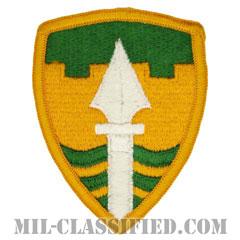 第43憲兵旅団(43rd Military Police Brigade)[カラー/メロウエッジ/パッチ]の画像