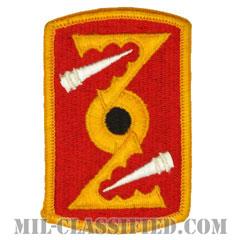 第72野戦砲兵旅団(72nd Field Artillery Brigade)[カラー/メロウエッジ/パッチ]の画像
