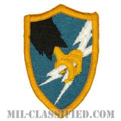 陸軍保安局(Army Security Agency)[カラー/メロウエッジ/パッチ]の画像