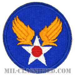 アメリカ陸軍航空軍司令部(Army Air Forces Headquarters (AAF))[カラー/カットエッジ/パッチ]の画像