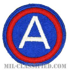 第3軍(3rd Army)[カラー/カットエッジ/パッチ]の画像