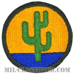 第103歩兵師団(103rd Infantry Division)[カラー/カットエッジ/パッチ]の画像