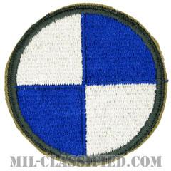 第4軍団(4th Corps)[カラー/カットエッジ/パッチ]の画像