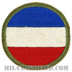 総軍(Army Ground Forces)[カラー/カットエッジ/パッチ]の画像