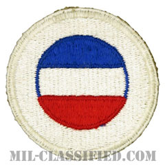 総軍予備(Army Ground Forces Reserve)[カラー/カットエッジ/パッチ]の画像