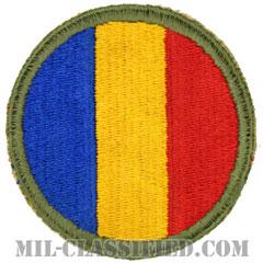 補充兵訓練コマンド(Replacement and School Command)[カラー/カットエッジ/パッチ]の画像