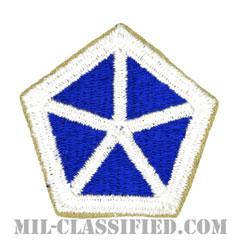 第5軍団(5th Corps)[カラー/カットエッジ/パッチ]の画像