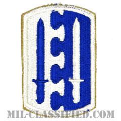 第2歩兵旅団戦闘団(2nd Infantry Brigade Combat Team)[カラー/カットエッジ/パッチ]の画像