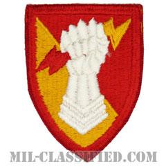 第38防空砲兵旅団(38th Air Defense Artillery Brigade)[カラー/カットエッジ/パッチ]の画像