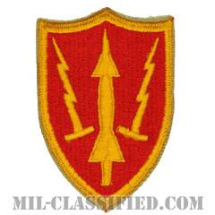 防空砲兵コマンド(Air Defense Artillery Command)[カラー/カットエッジ/パッチ]の画像