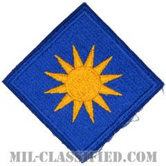 第40歩兵師団(40th Infantry Division)[カラー/カットエッジ/パッチ]の画像