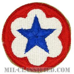 陸軍サービスフォース(Army Service Forces)[カラー/カットエッジ/パッチ]の画像