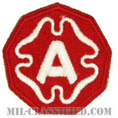 第9軍(9th Army)[カラー/カットエッジ/パッチ]の画像