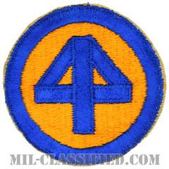 第44歩兵師団(44th Infantry Division)[カラー/カットエッジ/パッチ]の画像