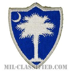 サウスカロライナ州 州兵(National Guard, South Carolina)[カラー/カットエッジ/パッチ]の画像