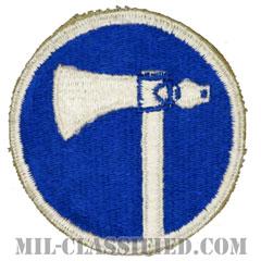 第19軍団(19th Corps)[カラー/カットエッジ/パッチ]の画像