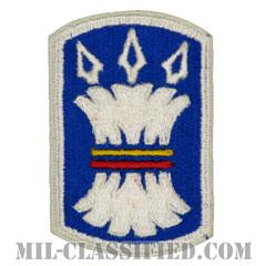 第157歩兵旅団(157th Infantry Brigade)[カラー/カットエッジ/パッチ]の画像
